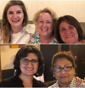 Great friends and fun at the DCMS Women Physicians' Lounge on July 17. Thanks for joining us!